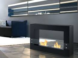 bio ethanol recessed wall fireplace pros safety insert reviews 18