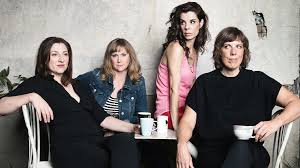 baroness von sketch show takes aim at the topical and the cringe