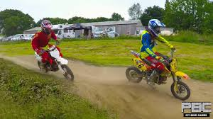 motocross bike shops uk uk mini bikes south coast bbr bucci youtube