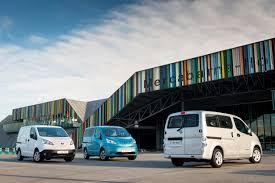 nissan leaf trailer hitch mash a nissan leaf and nv200 van together you get the nissan e