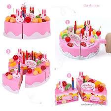 jeux de cuisine de cake needoon enfants d anniversaire jeu de nourriture jeu 75 pcs en
