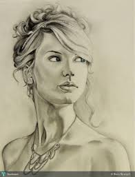 taylor swift drawing touchtalent for everything creative
