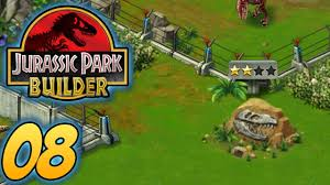 Jurassic Park Decorations Jurassic Park Builder Episode 8 Moving Day Youtube