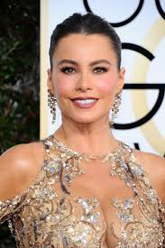 golden globes best beauty hair and make up 2017