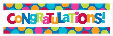 congratulation banners congratulations banner insssrenterprisesco