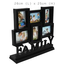 multi photo frames picture hanging home decoration wedding gift
