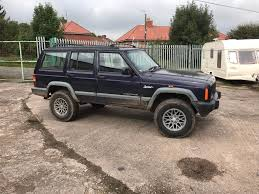 jeep cherokee off road tires jeep cherokee xj 2 5 td green lane off road moted in