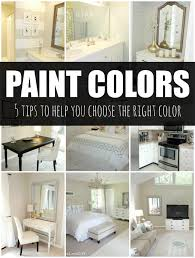 how to choose paint colors for your home interior livelovediy how to choose paint colors 5 tips to help you decide