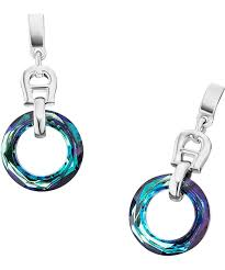 aigner earrings aigner fashion colour rings earrings silver a69090 e92