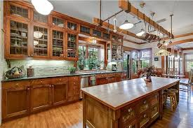 10 homes for sale with amazing kitchens