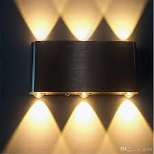 Wall Lights Online High Quality Wall Lamps 9w Aluminum Led Wall Lighting Ac85v 265v