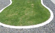 quality curb concrete landscape borders spokane wa