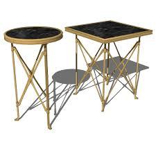 caign style side tables caign style side tables 3d model formfonts 3d models textures