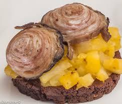 cuisine bretonne photo de recette de farz de chikolodenn andouille pomme cuisine