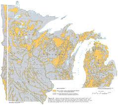 Map Of Wisconsin And Minnesota by Ha 730 J Regional Summary