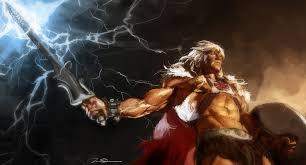 Teela And Evil Lyn - illustration she ra he man skeletor sorceress evil lyn beast man