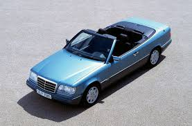 mercedes benz e class cabriolet 124 series 1991 1997