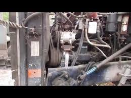cummins n14 engine warning light n14 cummings engine manual youtube