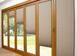 Wood Blinds For Patio Doors Vertical Blinds For Sliding Glass Doors U2013 Howiezine