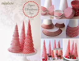 diy paper christmas trees pictures photos and images for