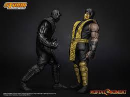 Noob Saibot Halloween Costume Storm Collectibles Previews Mortal Kombat Noob Saibot Figure
