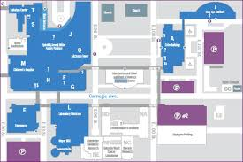 map of cleveland clinic cleveland clinic cus map my