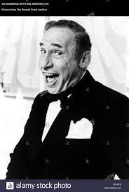 M El F K He Mel Brooks Black And White Stock Photos U0026 Images Alamy