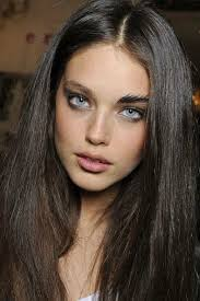 dark hair with grey models 202 best hair color images on pinterest faces beautiful people