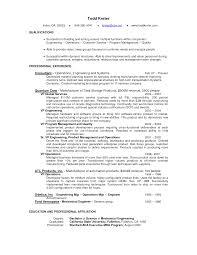 Good Resume Objectives 9 Sles 18 Writing Objective On - resume career objective exle shalomhouse us