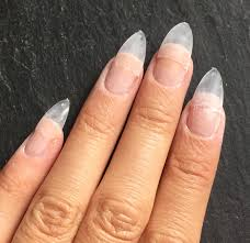 new nail shape how i create gel nails at home perfectly nailed