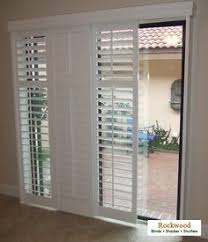 Bypass Shutters For Patio Doors Bypass Shutter System Shutters Pinterest Doors Window And