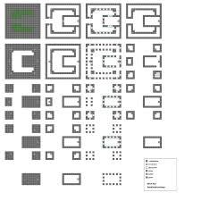 Floor Plans Minecraft Minecraft House Blueprints Layer By Layer 02 Minecraft