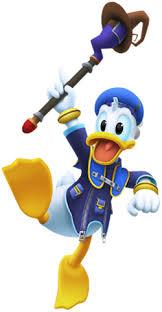 donald duck kingdom hearts wiki fandom powered wikia