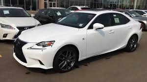 2014 lexus is250 f sport awd 2015 lexus is 250 awd f sport series 3 review ultra white on