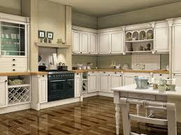 Diy White Kitchen Cabinets by Kitchen White Kitchen Cabinets With Brown Wooden Countertops Diy