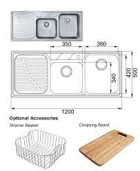 franke sink accessories chopping board benton s finer bathrooms franke drina double bowl sink drx621