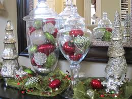 apothecary home decor decorating with christmas ornaments lori u0027s favorite things