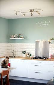 Small Kitchen Paint Ideas Kitchen Walls Accent Walls In Small Kitchens Kitchen Colors