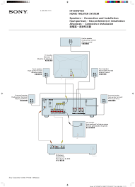 home theater system installation download free pdf for sony ht ddw750 home theater manual
