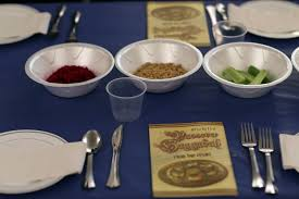 passover seder set how to lead a kick passover seder observer