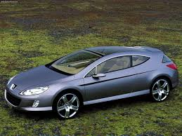 peugeot cars in india peugeot 407 elixir concept 2003 pictures information u0026 specs