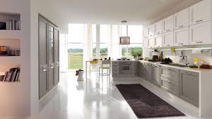 Furniture Modern European Kitchen Cabinets Long Square Dark - Long kitchen cabinets