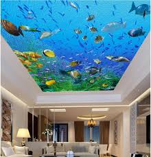 compare prices on sea wall murals online shopping buy low price 3d ceiling murals wall paper picture sea world oil painting style decor photo 3d wall murals