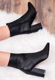 womens boots block heel 25 best shoes boots ankle ideas on ankle boots fall