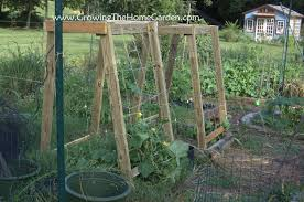 garden trellises for cucumbers home outdoor decoration