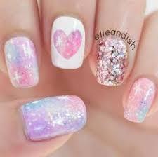 pretty pink with the bling nail u0026 cute diamond bow nail art