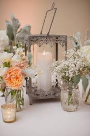 wedding decoration simple and charming dining table decoration