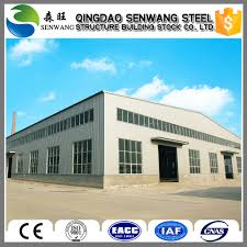 construction design prefabricated steel structure construction