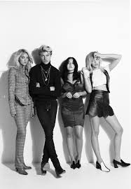 lucky blue smith and sisters are fashion u0027s new favorite family