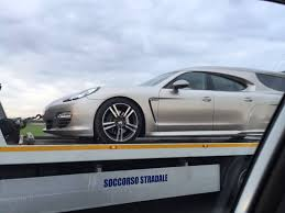 panorama porsche 2016 porsche panamera hearse is dead serious